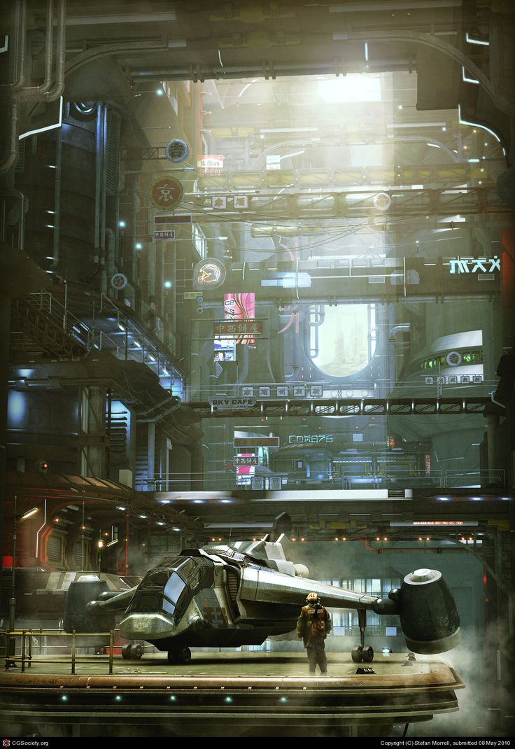 25  best ideas about Futuristic art on Pinterest | Cyberpunk anime ...