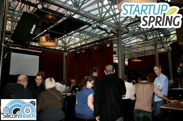 Silicon Beach Melbourne successfully funded their Spring Meetup.