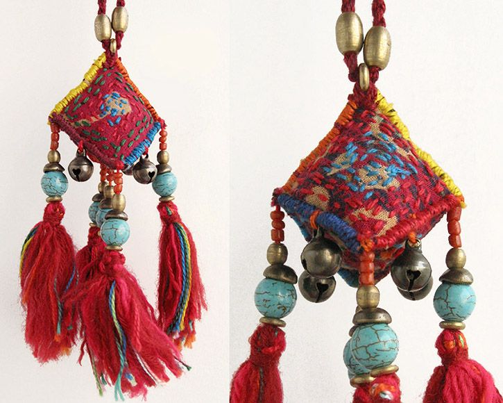Risi e Bisi - PHO design - tassel necklace