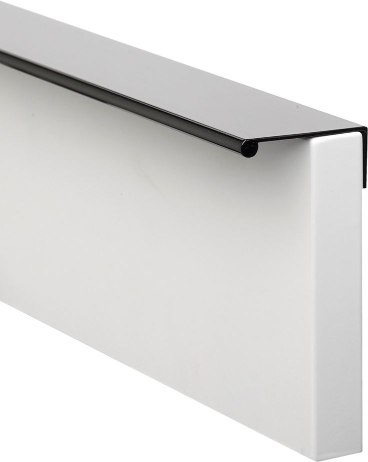 Tirane, 608mm, Black Chrome | Heritage Hardware