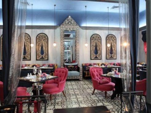 Em Sherif Restaurant Monot Beirut Tucked Away In The Heart Of