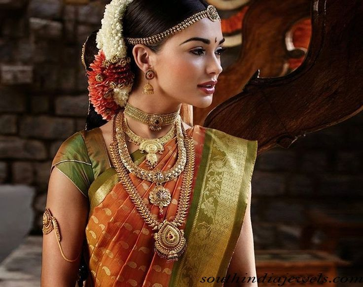 Tanishq Bridal Jewellery Collections - South India Jewels