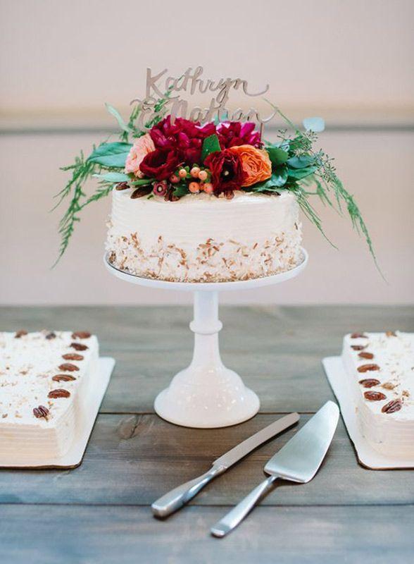 02 17 rustic ideas plum pretty sugar tiered wedding cakesdream