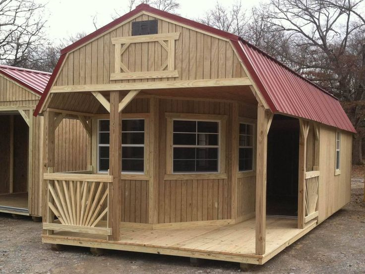 Gelux playhouse shed by old hickory buildings tiny for Barn home builders near me