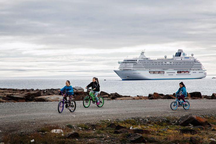 Apocalypse Tourism? Cruising the Melting Arctic Ocean