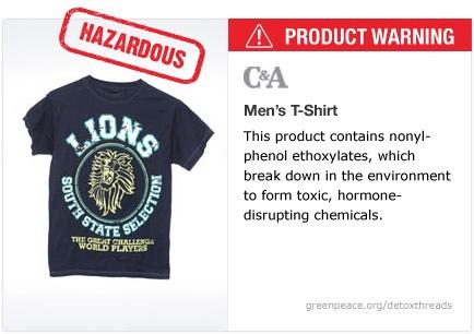 C & A t-shirt   #Detox #Fashion
