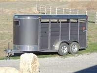 Best 25+ Livestock trailers ideas on Pinterest | Horse ...