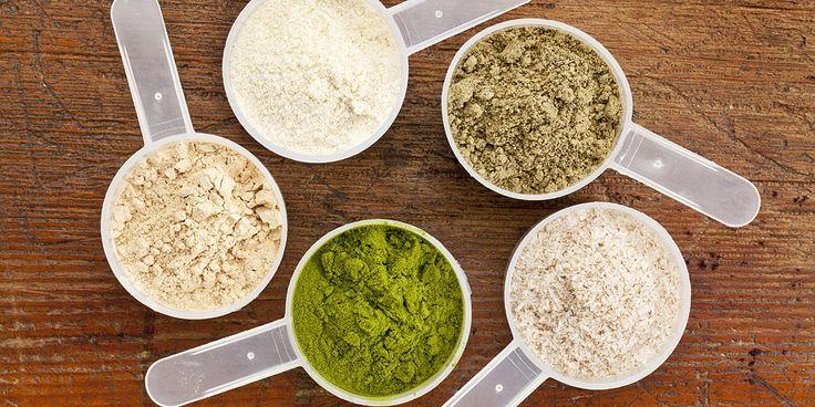 The Best of Gluten-Free Protein Powders!