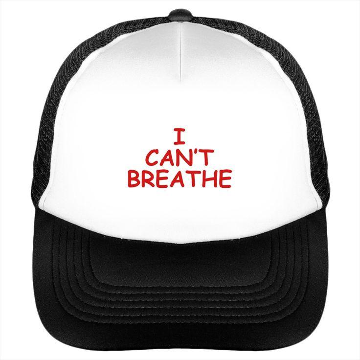 I Can't Breathe LeBron Shirt hat
