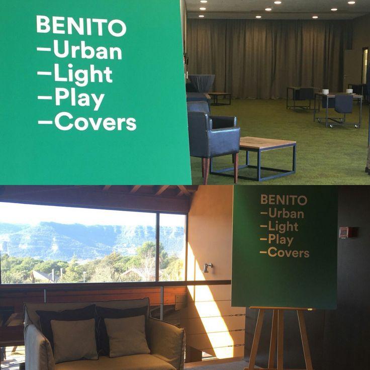 Meeting anual de Benito Urban, empresa d'Osona líder en mobiliari urbà #MICE #MontanyaEvents #MeetingProfs #eventos