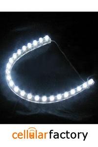 Strip Car Flexible Bulb Light (White)