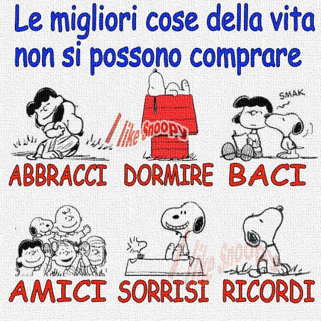 8) ti adoro Snoopy !!!