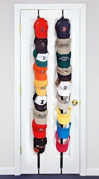 #Caprack18 - #baseball cap holder #(black), View more on the LINK: http://www.zeppy.io/product/gb/2/222237216103/