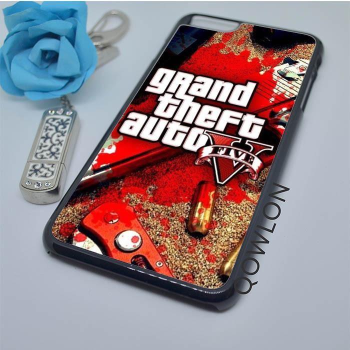 Grand Theft Auto V Blood iPhone 6 Plus | 6S Plus Case