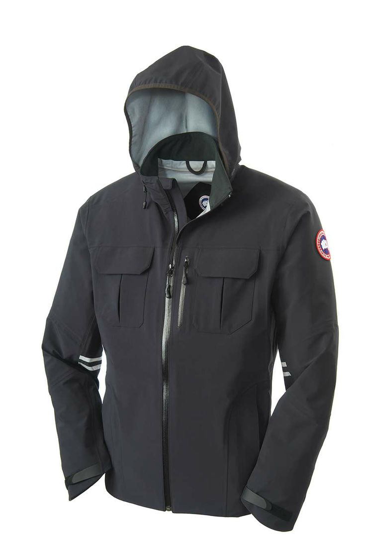 are canada goose waterproof