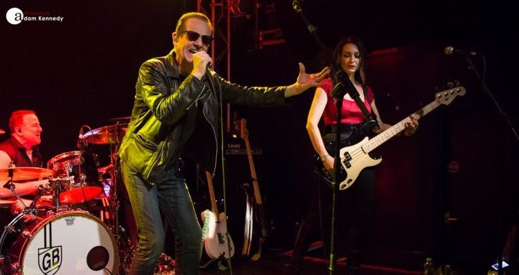 Graham Bonnet at the O2 Academy in Newcastle, UK