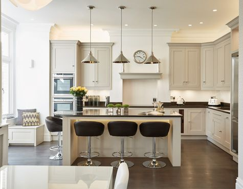 Luxury Contemporary Kitchen