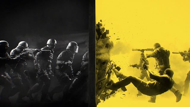 We worked with the good folk from Ubisoft to create this animation to go with their latest installment in Tom Clancy's Rainbow 6 game series.  FULL CREDITS COMING SOON