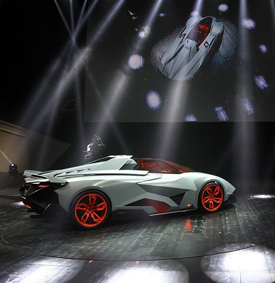 Newest Lamborghini Egoista: 21 Best Lamborghini Egoista Images On Pinterest