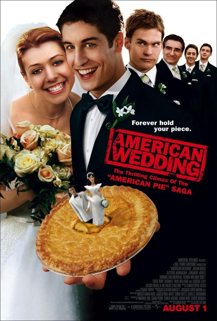American Wedding Movie Poster (2003)