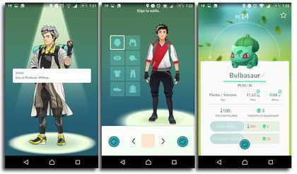 [APK] Descarga ya Pokémon Go y prepárate para ir a cazar y luchar por tu vecindario