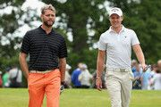 Brian McFadden and Danny Willett Photo