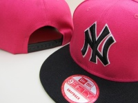 GoRrA PlAnA NeW YoRk NeGrA Y RoSaFlats Cap, New Yorker, Things To, Gorras Planas, Pink Hats, To Be, York Negra, Yorker Pink