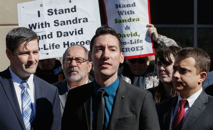 Undercover investigator David Daleiden has been vindicated. Today, a Harris County, Texas judge dismissed the bogus misdemeanor charge against David Daleiden f