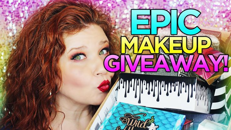 EPIC Makeup Giveaway Collab | OPEN INTERNATIONAL | Kylie MAC Urban Decay...