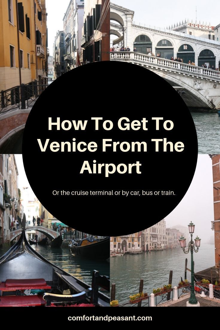 6db7a22577e0dbc2a26ae3a7d1ccc00e - How Do You Get To Venice From Treviso Airport
