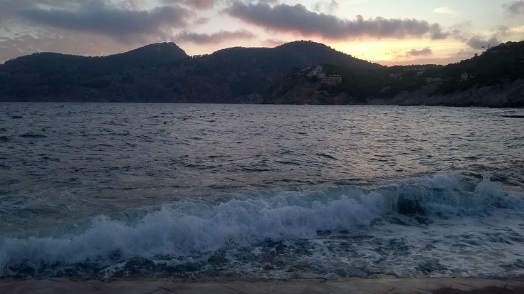 Puesta de Sol en Camp de Mar
