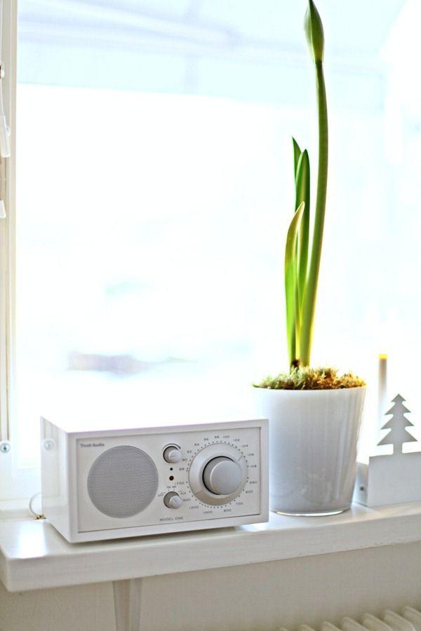 i used the christmas cash i got from my mom towards the tivoli radio on my wish list - Tivoli Radio