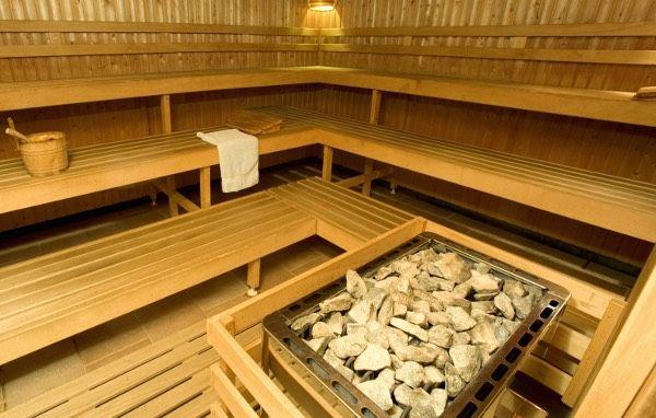 Heerlijk ontspannen in de sauna bij Active Club Den Haag