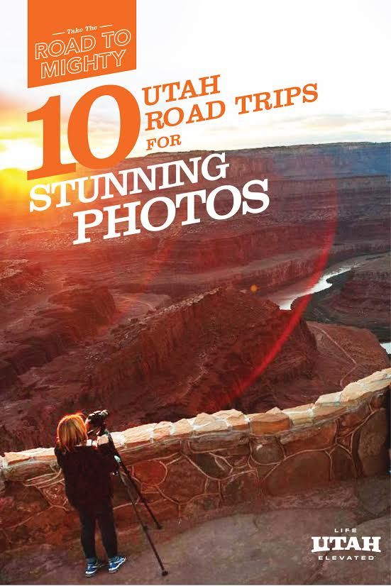 From iconic classics to hidden secrets that will venture you off the beaten path. Here are 10 Utah road trips to capture breathtaking photos that will last a lifetime.