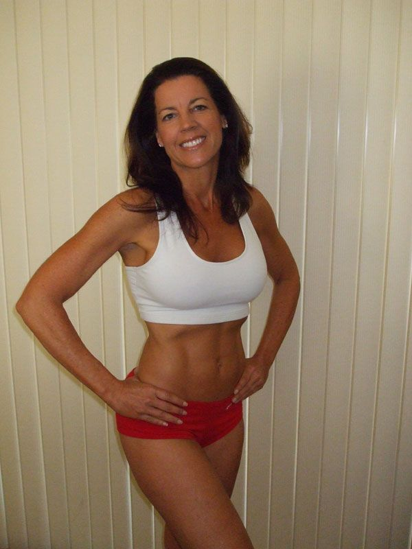 Female Fitness Models Over 40 | Fitness for over 40's with ...