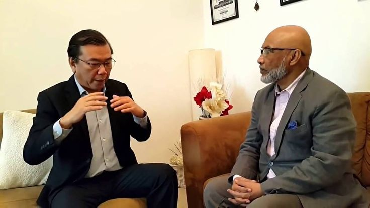 Future of DXN in the coming 5 years:  dr. Lim interview