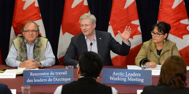Stephen Harper's government edited message about taking climate changeseriously
