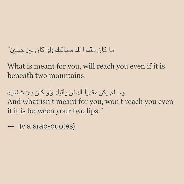 ARAB   PROVERBS  |  Via   arab-quotes   |    #arabquotes            |
