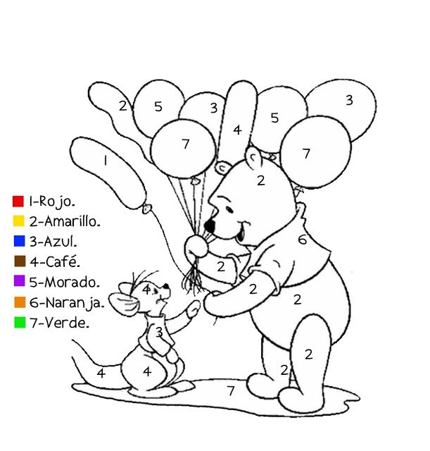 ¡Los dibujos más creativos para que los niños coloreen y aprendan a sumar! - EL CLUB DE LOS LIBROS PERDIDOS