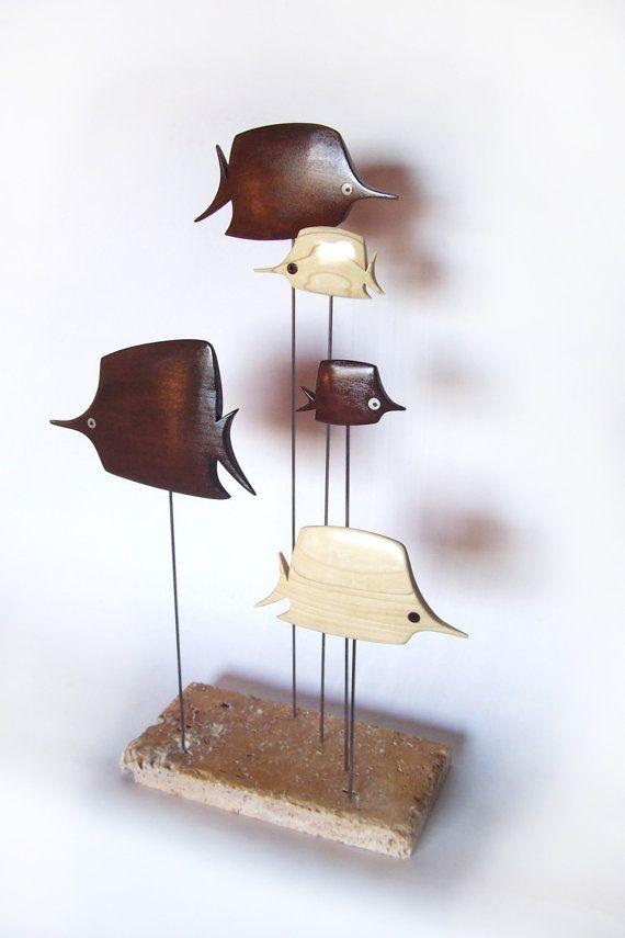 mid century modern abstract danish modern by Jetsetretrodesign, $175.00