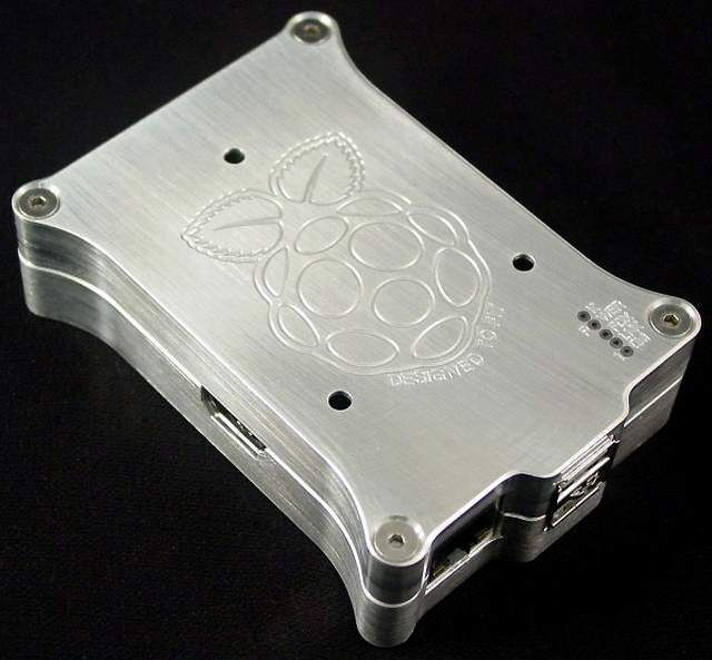 This is the Raspberry Pi Case by Barch Designs. It is created from aerospace grade 6061 aluminum and is CNC-milled (carved from a block), which protects a Raspberry Pi computer system from all sorts of damage (accidental and intended). The [...]