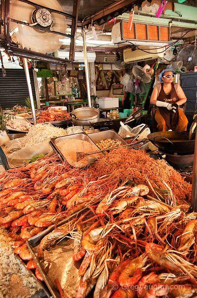 Chatuchak Weekend Market :: Bangkok, Thailand
