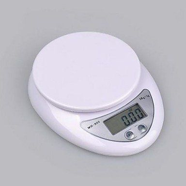 Digital Kitchen Food Diet Postal Scale 5kg 5000g 1g 16X13X3.5cm ** See this great product.