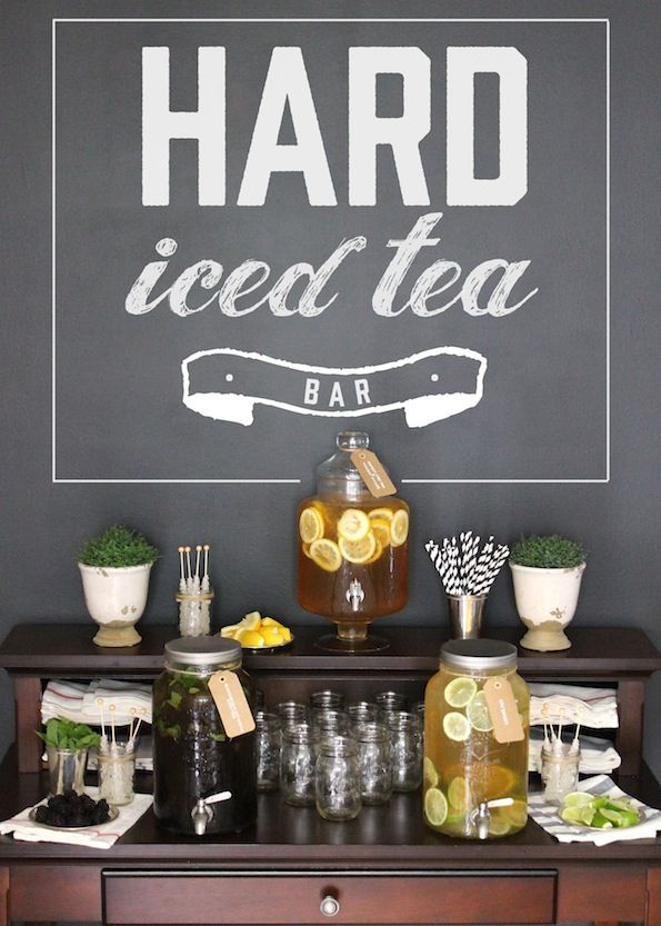 25 best ideas about tea bars on pinterest tea station