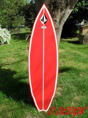 commande dune planche de surf 62 uniquement pour la dco bois