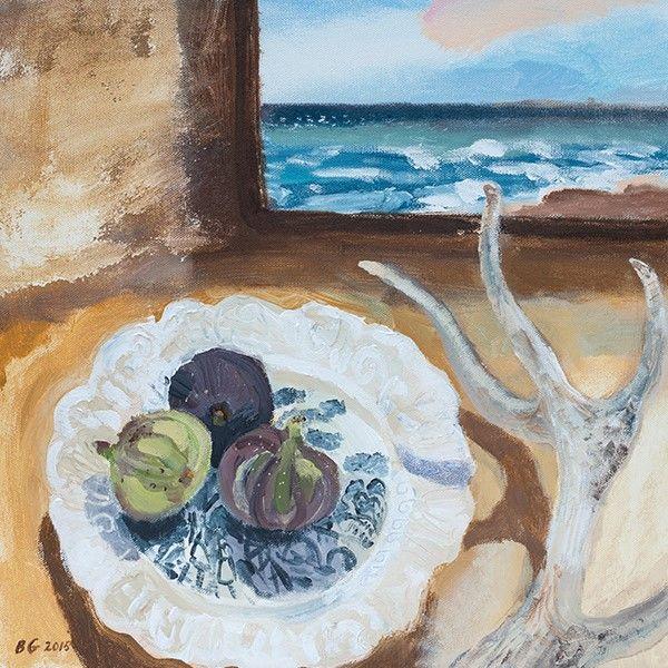 'Figs and Antler' by Brita Granström
