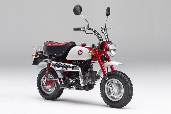 「ホンダ・モンキー 50周年アニバーサリー」 Honda Monkey 50th Anniversary