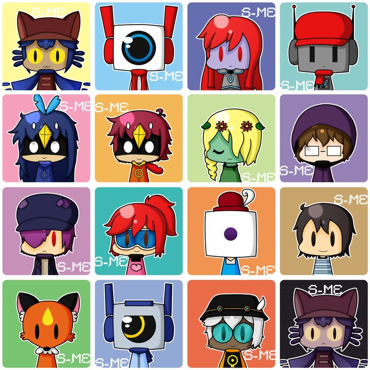 [F2U] OneShot Icons pack by SashaMUFFINEATER (With images