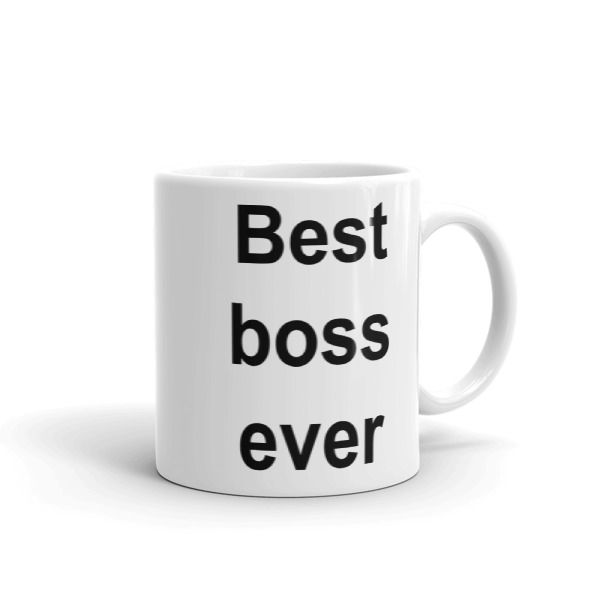 Best boss ever Mug //FREE Shipping //     #quotemugs
