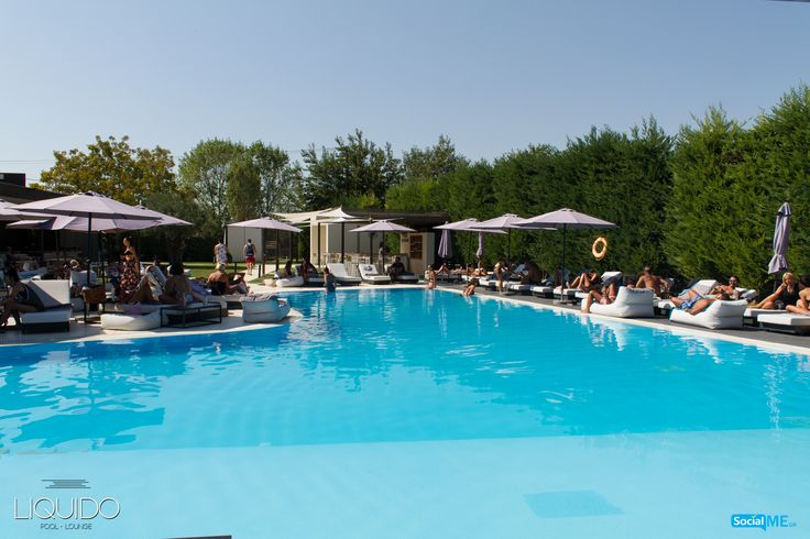 There's nothing more relaxing than lounging by our pool…